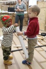 Kellan & Jacob Working Together